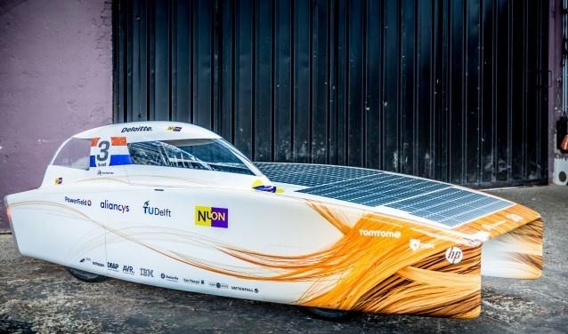 Nuon Solar Team Nuna9
