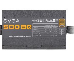 EVGA 500W BQ