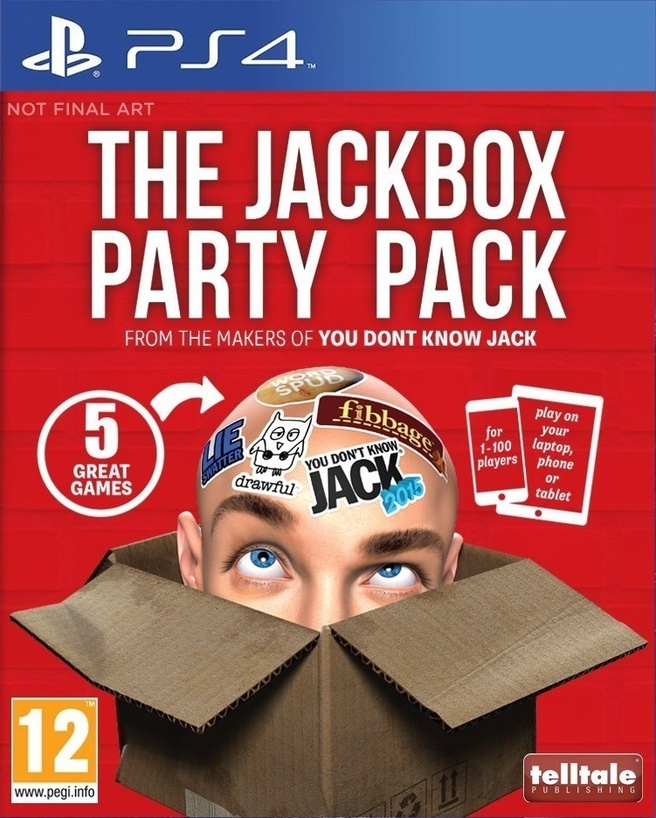 The Jackbox Party Pack, PlayStation 4