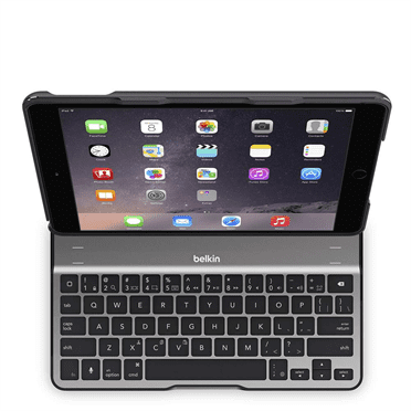 Belkin QODE Ultimate - Toetsenbord en foliobehuizing - Bluetooth -