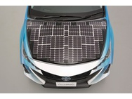 Totyota Prius PHV testmodel 2019
