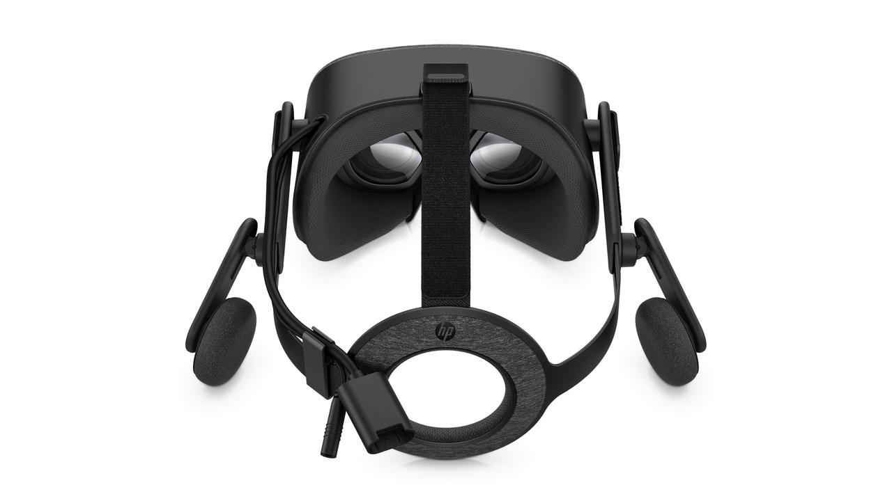Windows Mixed Reality-headset HP Reverb heeft lcd's met