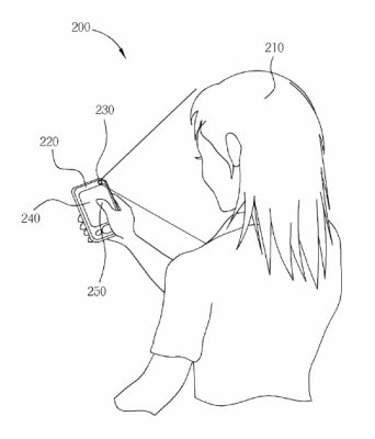 HTC Face unlock patent