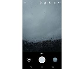Selfieflash op de Google Pixel