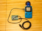 Game Boy Camera met grote lens