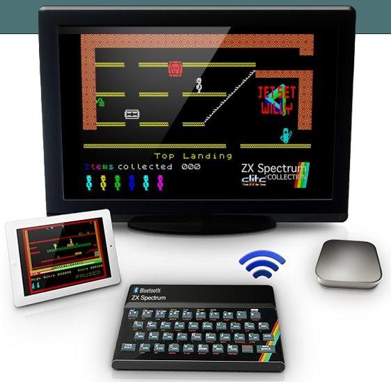 Sinclair ZX Spectrum emulator