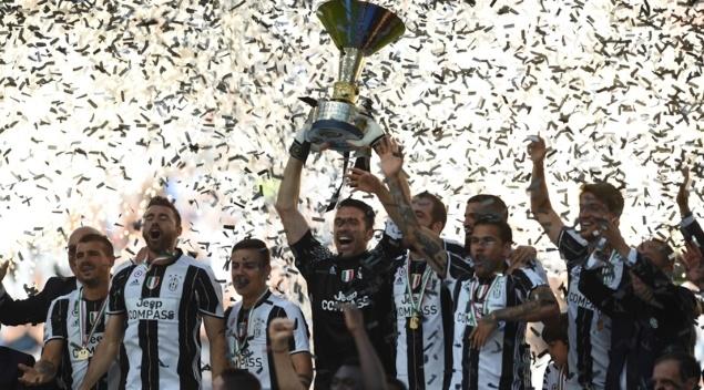Juventus Kampioen