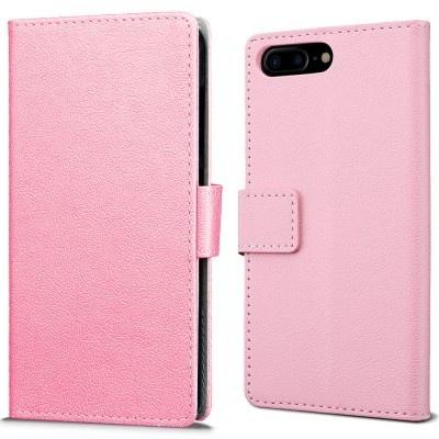 qMust OnePlus 5 Wallet Hoesje Roze