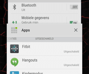 Android 5.0 op HTC One M8