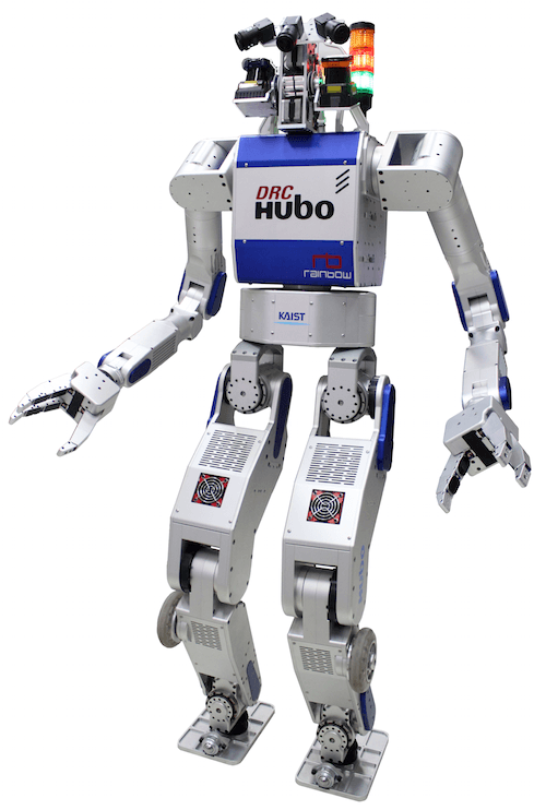 Hubo-robot