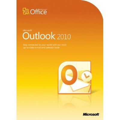Microsoft Office Outlook NL 2010 (PC)