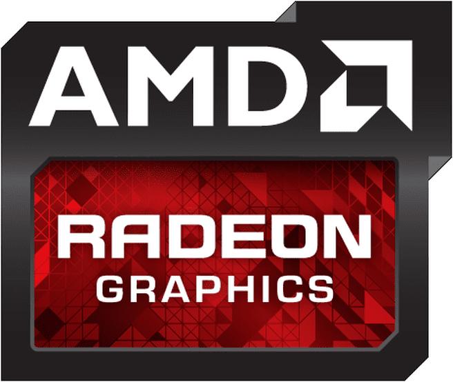 AMD Radeon Graphics logo (über)