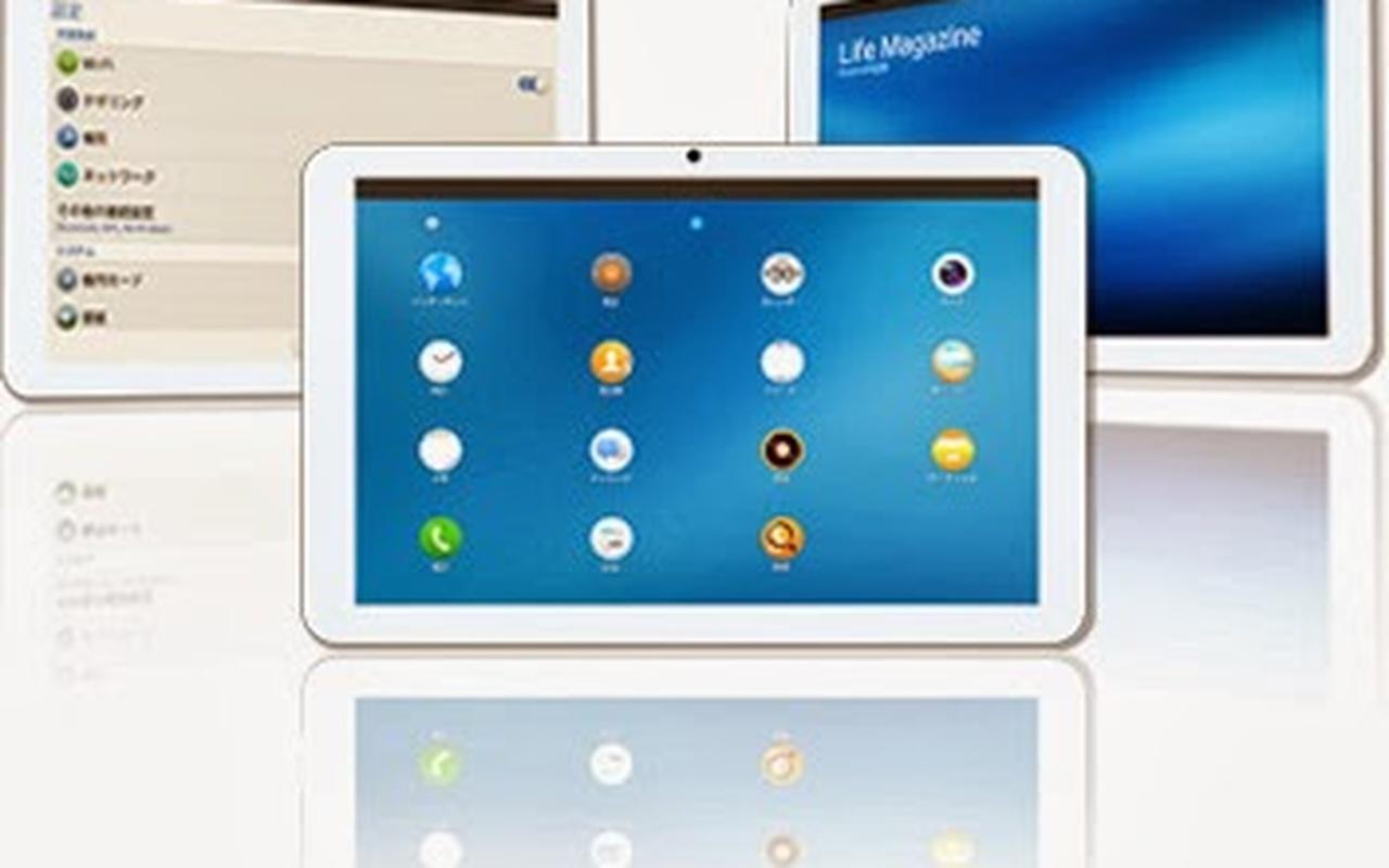 Tizen Systena tablet
