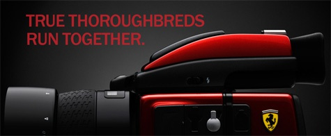 Hasselblad Limited Ferrari Edition
