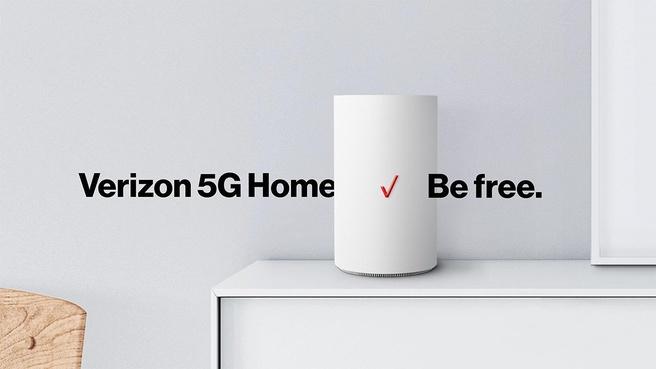 Verizon 5G voor thuis