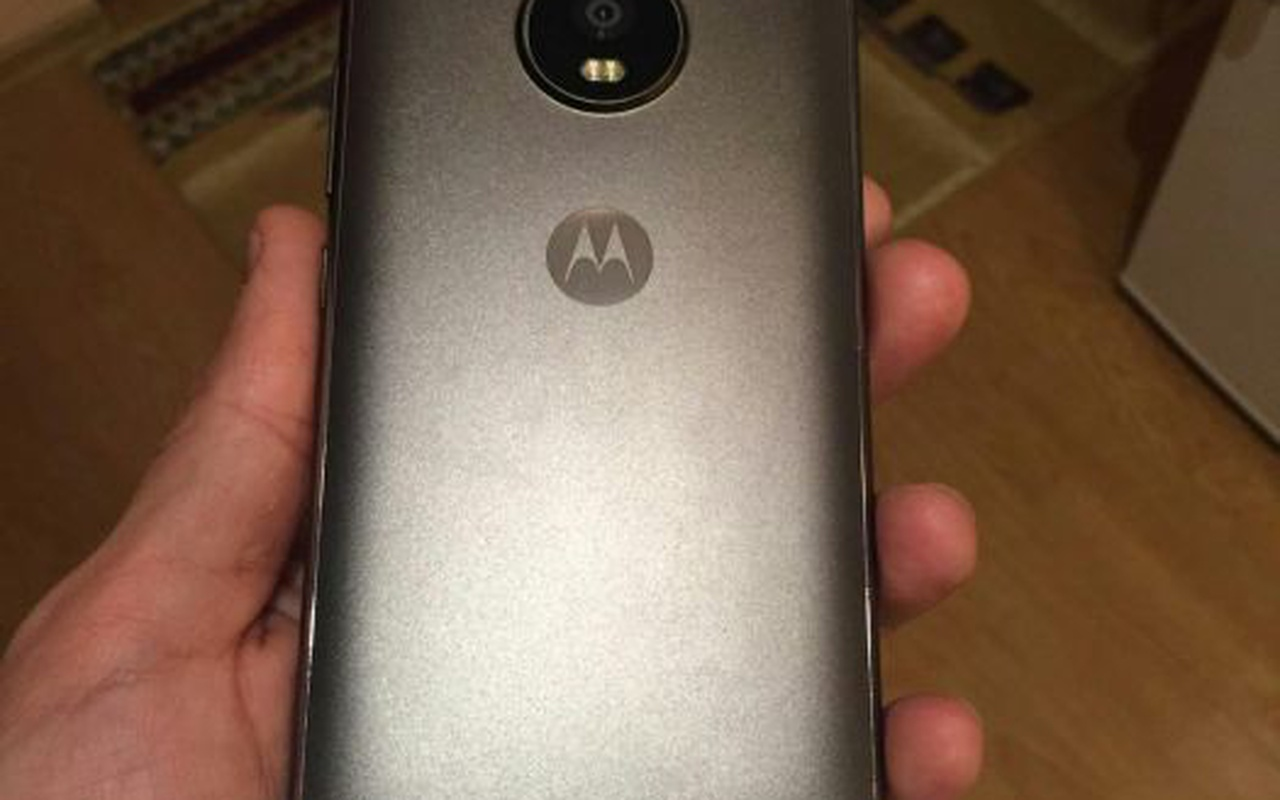 Mogelijk Moto G5 Plus lek