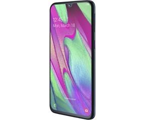Samsung Galaxy A40 Zwart
