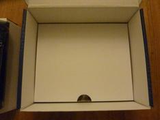 Moederbord uit doos