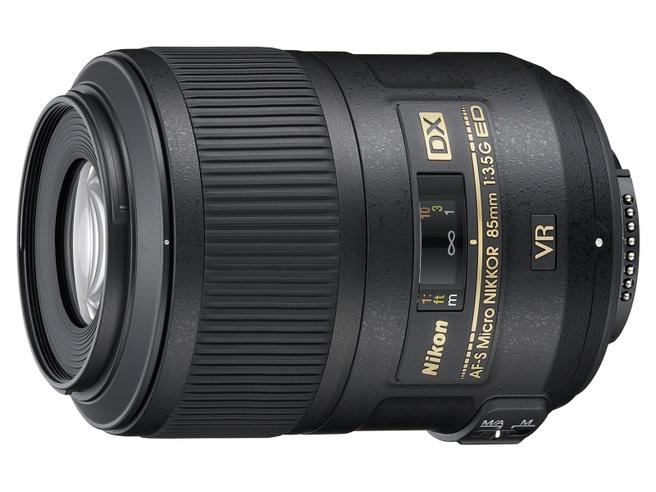 Nikon AF-S DX Micro 85mm f/3.5G