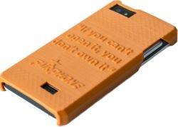 Fairphone 3d-geprinte case