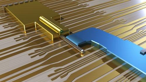 Quantumcomputerschakeling