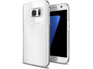 Spigen Liquid Crystal Samsung Galaxy S7 Case - 555CS20006 - Crystal Clear