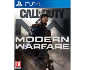 Call of Duty: Modern Warfare (2019), PS4