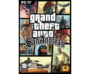 Grand Theft Auto - San Andreas, PC