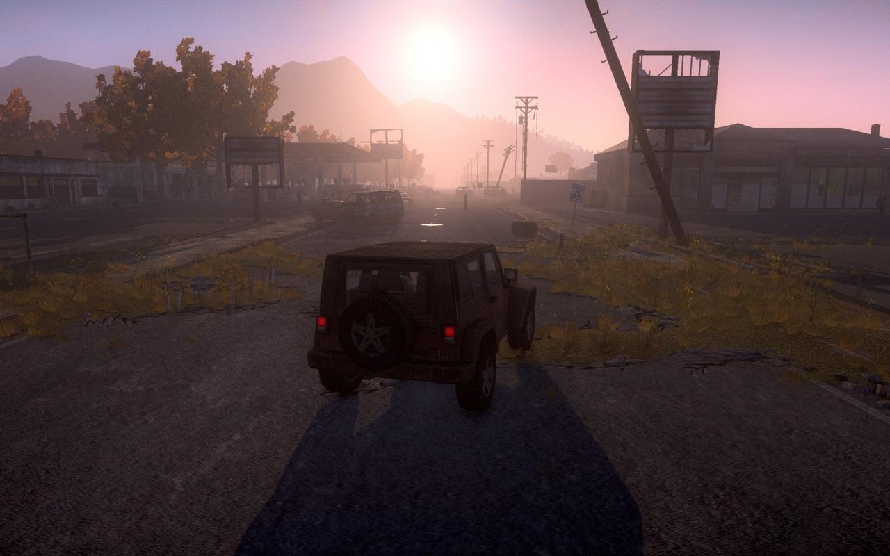 Eerste screenshots H1Z1