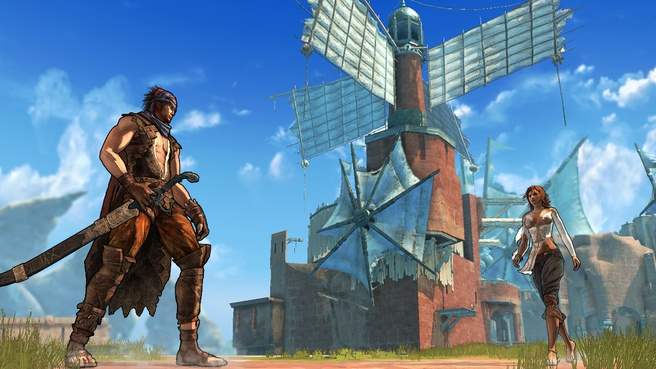 Prince of Persia uit 2008