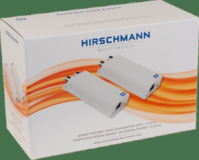 Hirschmann Inca INCA 1G white SET shop