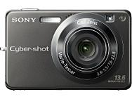 Sony Cyber-shot DSC-W300 - voorkant