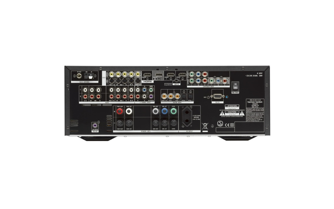 harman kardon avr 155 specificaties tweakers. Black Bedroom Furniture Sets. Home Design Ideas