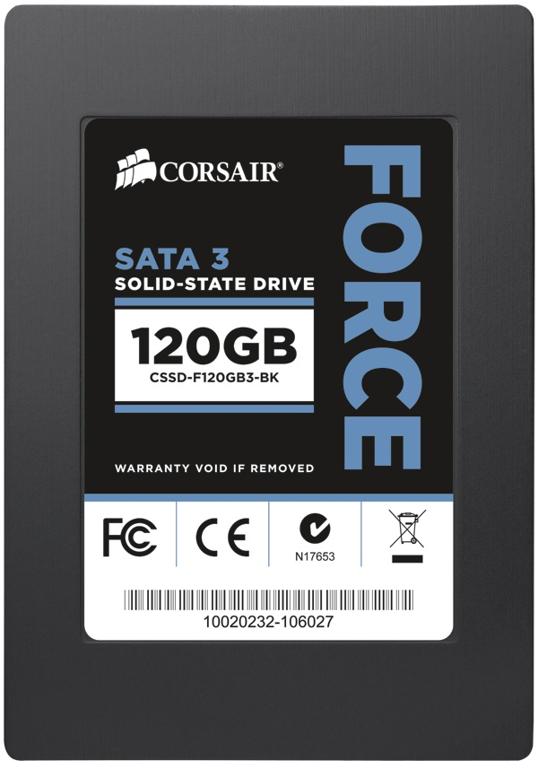 Corsair Force 3 SSD 90GB