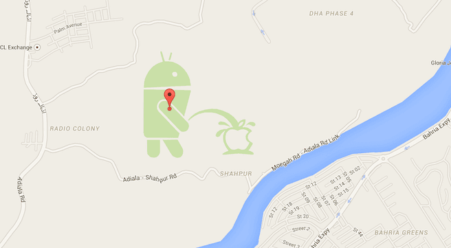 Plassende Android