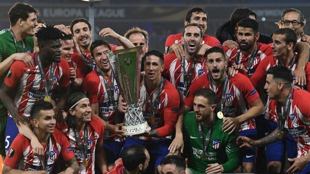 Europa League Winnaar
