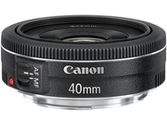 Canon EOS 60D + EF-S 18-135mm IS + EF 40mm f/2.8 STM Zwart