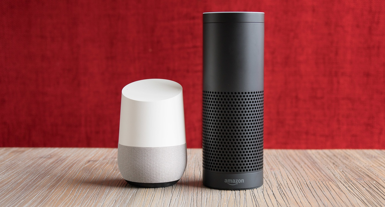 google home versus amazon echo inleiding round up tweakers. Black Bedroom Furniture Sets. Home Design Ideas