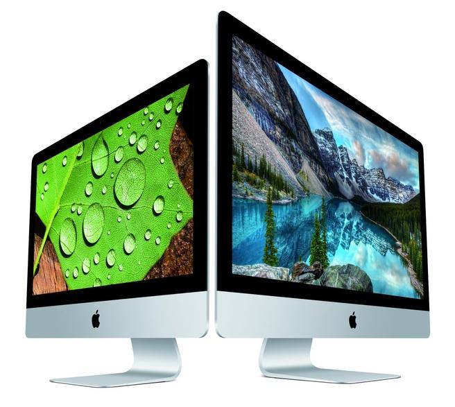 """iMac 21,5"""" en 27"""" Retina"""