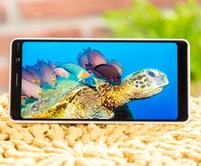 Nokia 7 Plus productfoto's