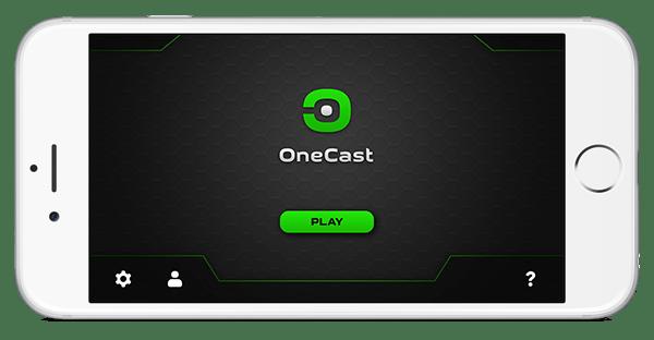 OneCast iPhone