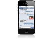Apple iPhone 4 8GB Zwart