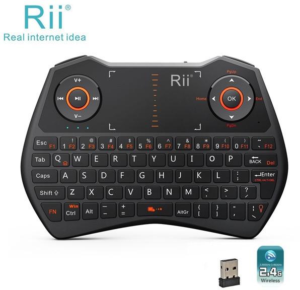 Rii Mini Wireless Keyboard i28