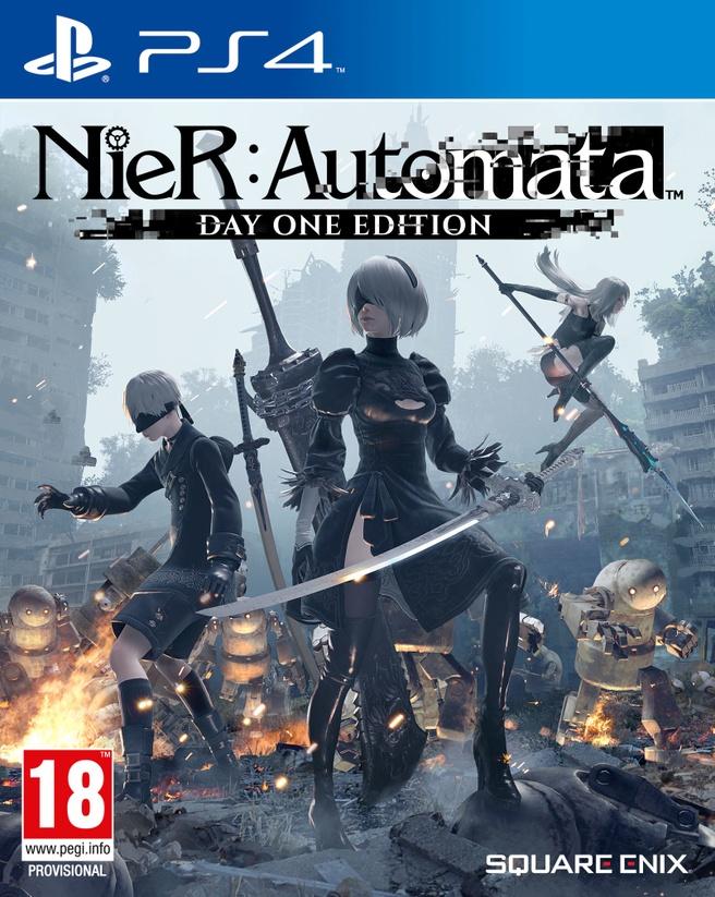 Nier Automata, PlayStation 4