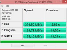 AS SSD copy