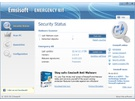 Emsisoft Emergency Kit 2.0.0.9 screenshot