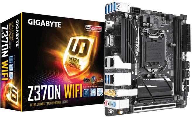 Gigabyte Z370N-WIFI