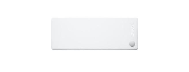 Apple Rechargeable Battery - 13-inch MacBook (White) Origineel