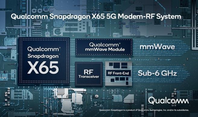 De Qualcomm X65