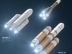 Soyuz FG vergelijking